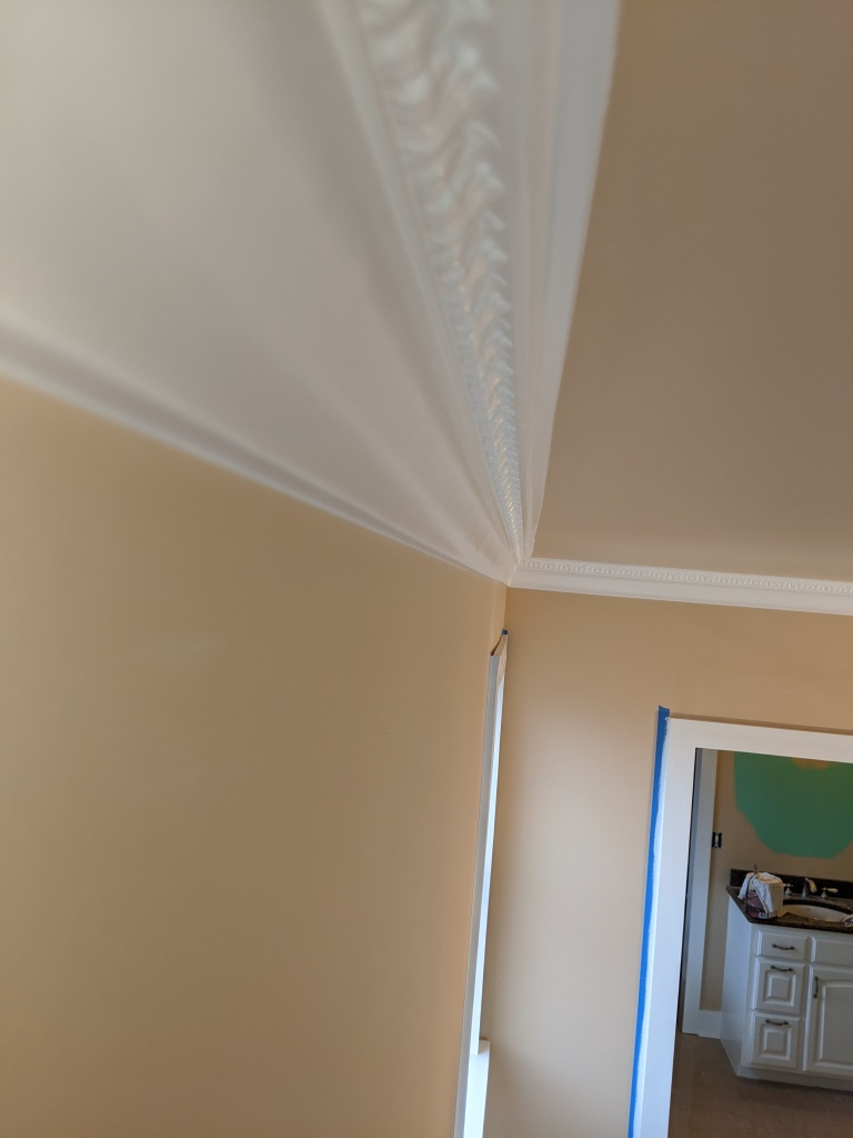 Crown Molding Hanging